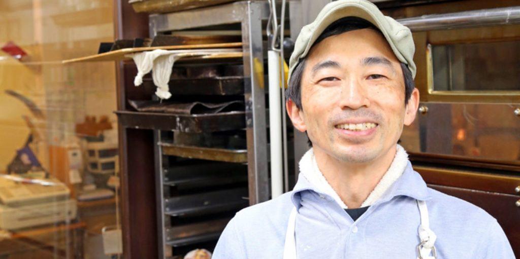 B-grottoビーグロットの石井幸男さん