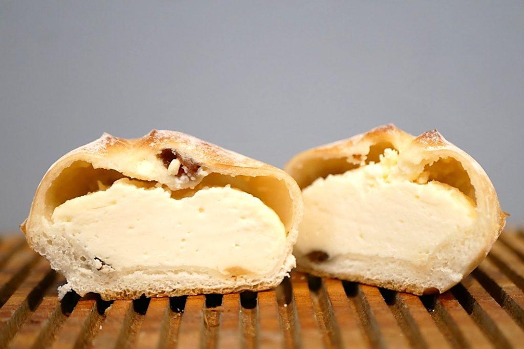 B-grottoビーグロットのレーズンとクリームチーズ
