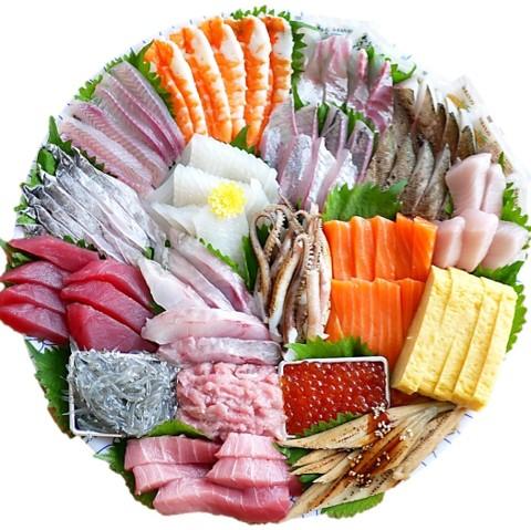 地魚・しらす・お寿司